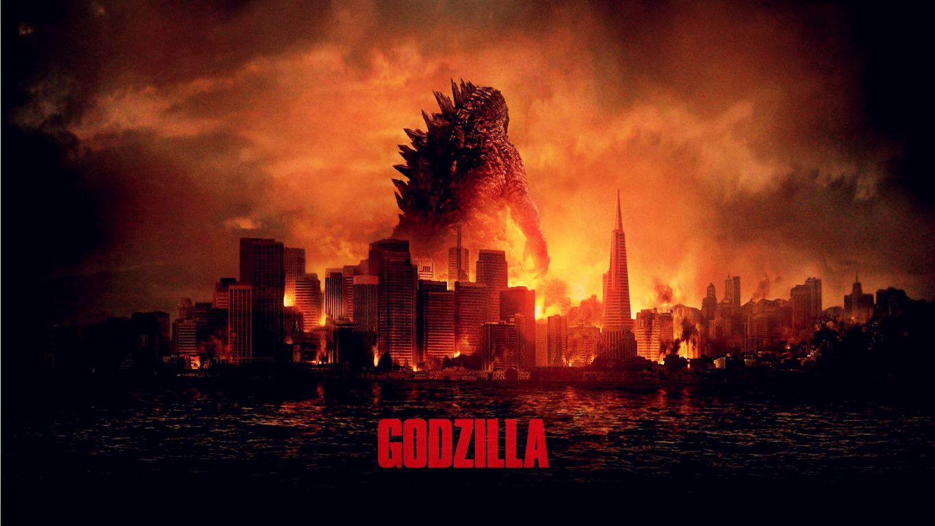 Godzilla 2014 Movie Wallpaper Godzilla (2014) Movie ...
